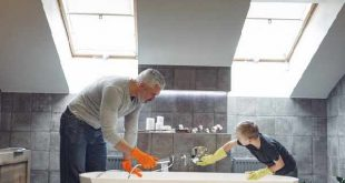 opruimen en schoonmaken