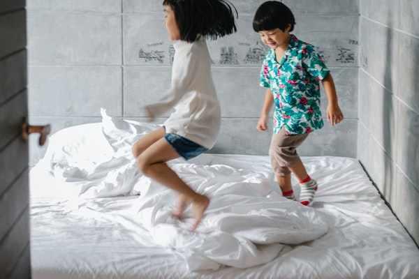 ochtendstress met kinderen