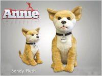 WINNEN pluche hond van Annie de film