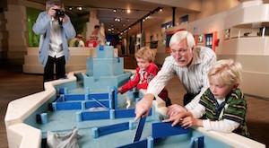 museum met kinderen
