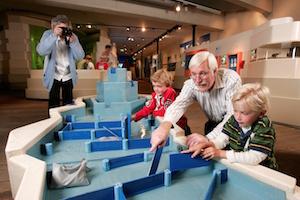 Naar Het Water Museum Met Kinderen Mamas