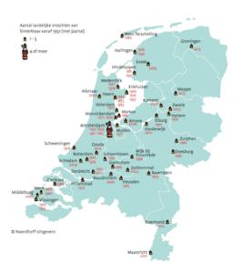 Sinterklaas in Nederland