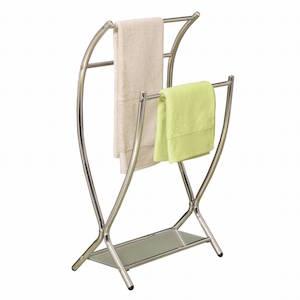 Handdoek rek badkamer