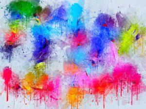 Ongebruikt Schilderen met kinderen om creativiteit te stimuleren - Mamas FQ-88