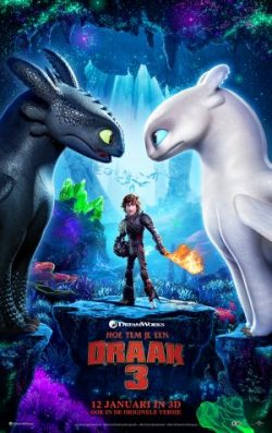 How to train your dragon 3 gratis kaarten
