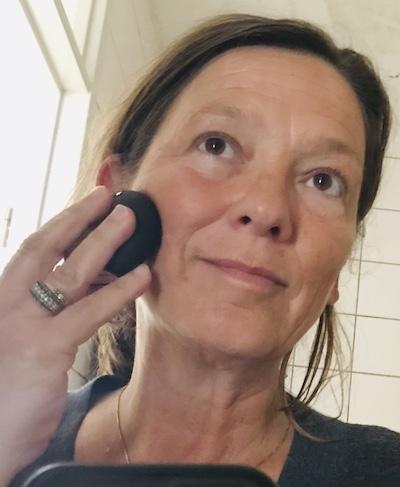 Stralende huid