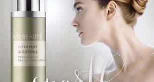 WINNEN Pearl & Gold Facial Nano Spray