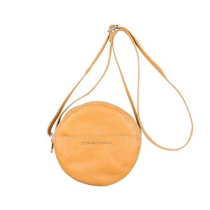 cowboysbag-handtasje-geel