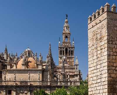 Paleis Real Alcazar Sevilla