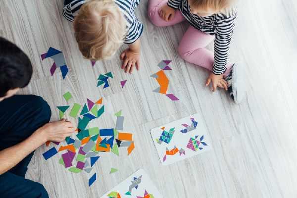 kindvriendelijke vloer