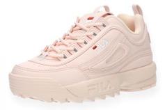 Roze Fila Sneakers