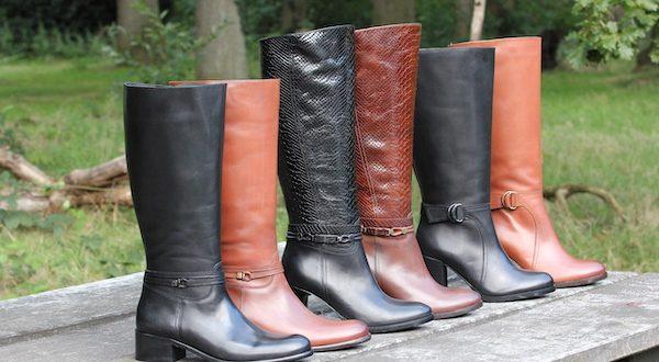 Wijde schacht Dames Hoge Laarzen | KLEDING.nl