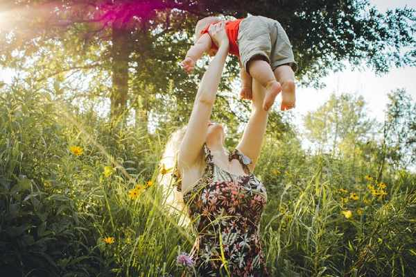 meer energie voor moeders
