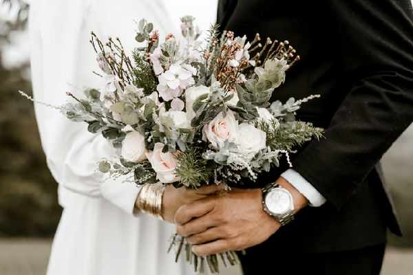 Zwanger op je bruiloft