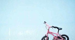 Kind veilig leren fietsen