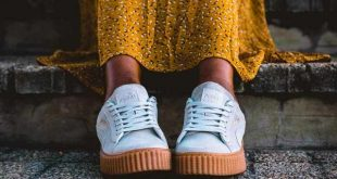 jurk-met-sneakers