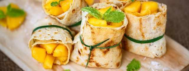 Panash gezonde pannenkoeken