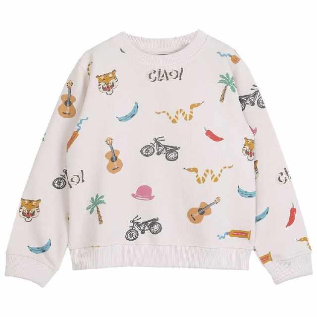 Sweater van Emile et Ida