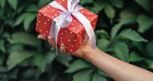 cadeau per post